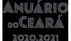 Logo Anuário do Ceará 2020 2021