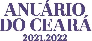 Logo Anuário do Ceará 2021 2022