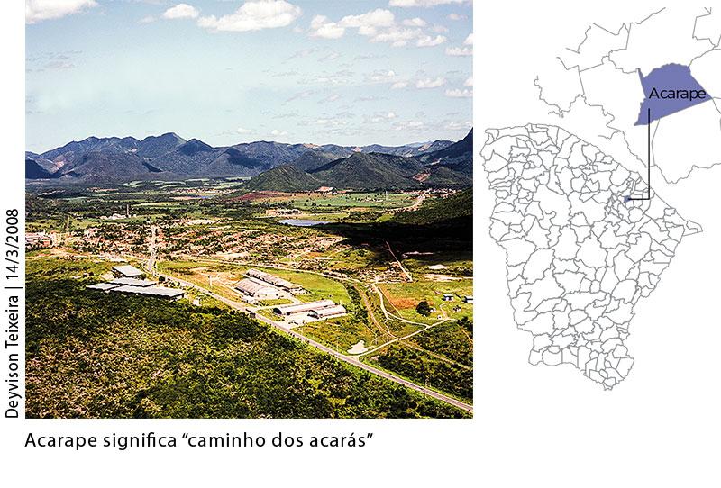 Lista de Municípios - Anuário do Ceará