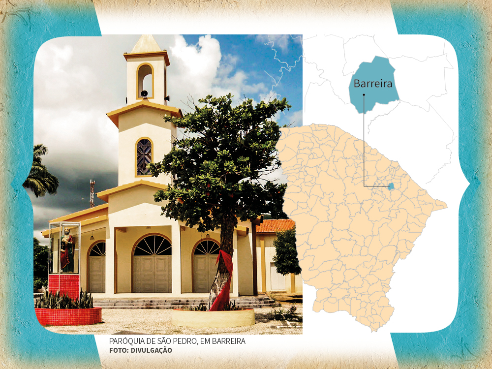 Barreira Ceará fonte: www.anuariodoceara.com.br