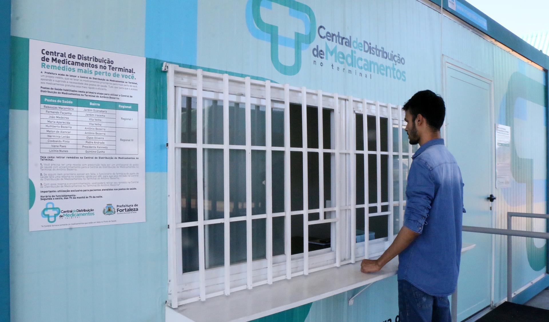 De agosto pra cá foram implantadas três Centrais nos Terminais do Antônio Bezerra, Conjunto Ceará e Siqueira