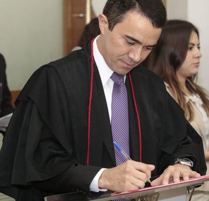 Plácido Rios foi reconduzido ao cargo