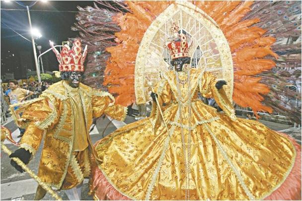 O Maracatu Az de Ouro é um dos grupos selecionados, recentemente
