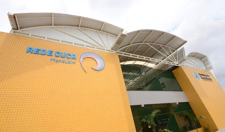 A Rede Cuca é espaço de treino para diversos jovens que participam de competições regionais, nacionais e internacionais