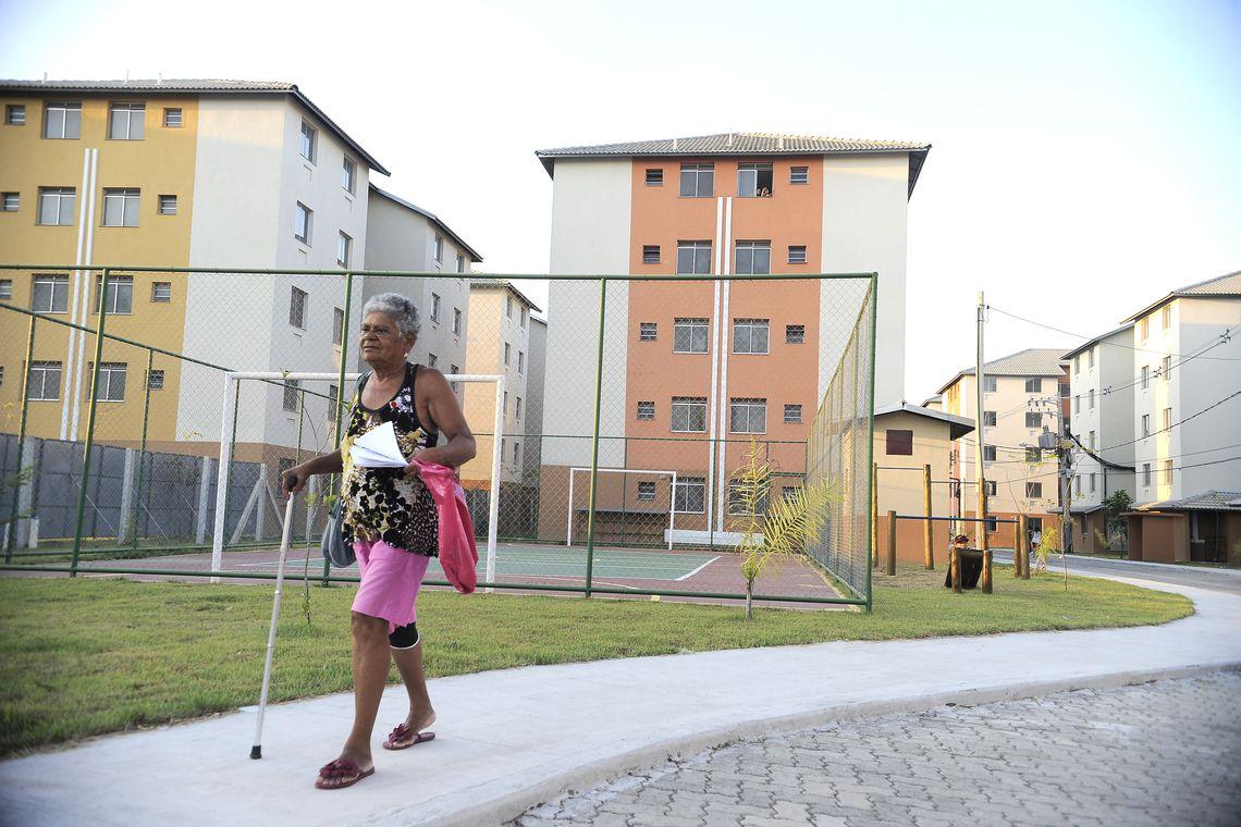 A Caixa lidera o mercado de financiamento imobiliário, com 69% de participação
