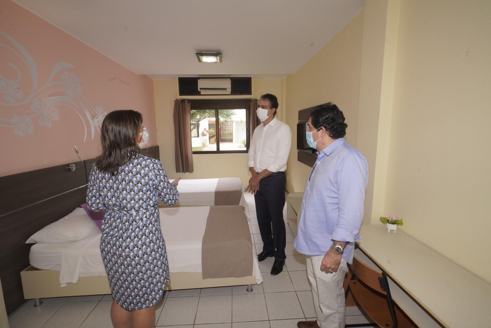 O Hotel Recanto Uirapuru foi selecionado por meio de chamamento público