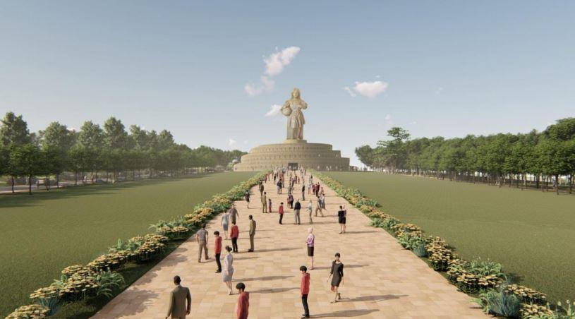 A construção vai homenagear a primeira beatificada da história do Ceará