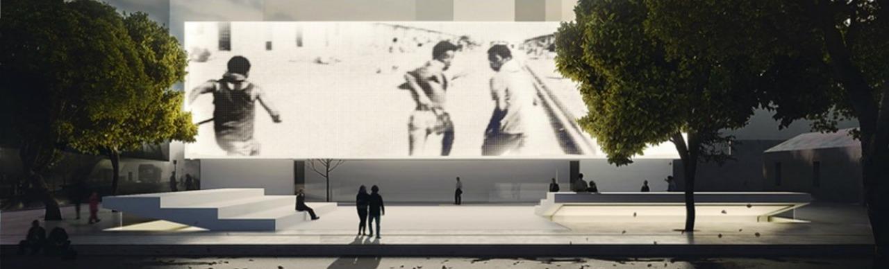 Estão sendo investidos quase R$ 16,8 milhões para a obra do Museu da Imagem e do Som